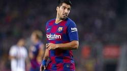 مدرب برشلونة يستقر على بديل سواريز