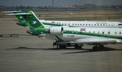 Commerical flights suspension extended to the end of May: Iraq