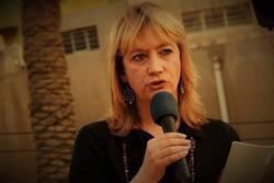 زعيم فصيل عراقي يتهم أمريكا باختطاف الناشطة الألمانية